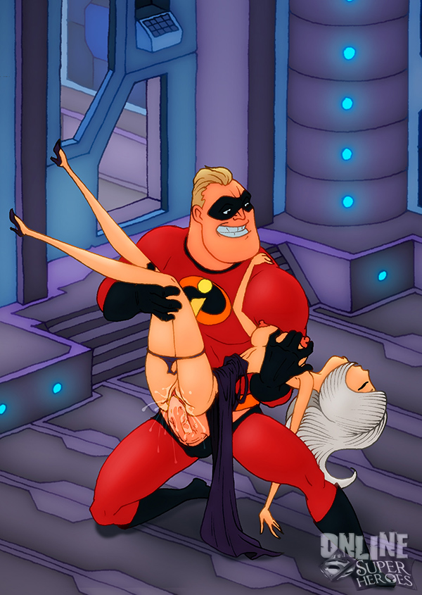 mrs. incredible Family guy brian and lois sex