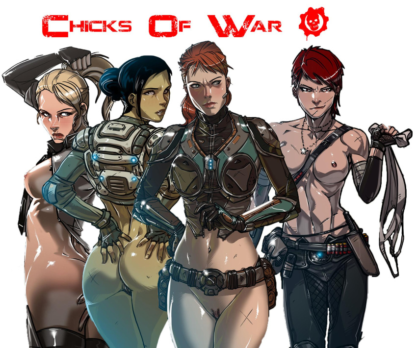 war locust female of gears Haley from american dad naked