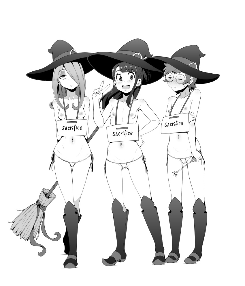witch little hentai sucy academia My little pony wind whistler