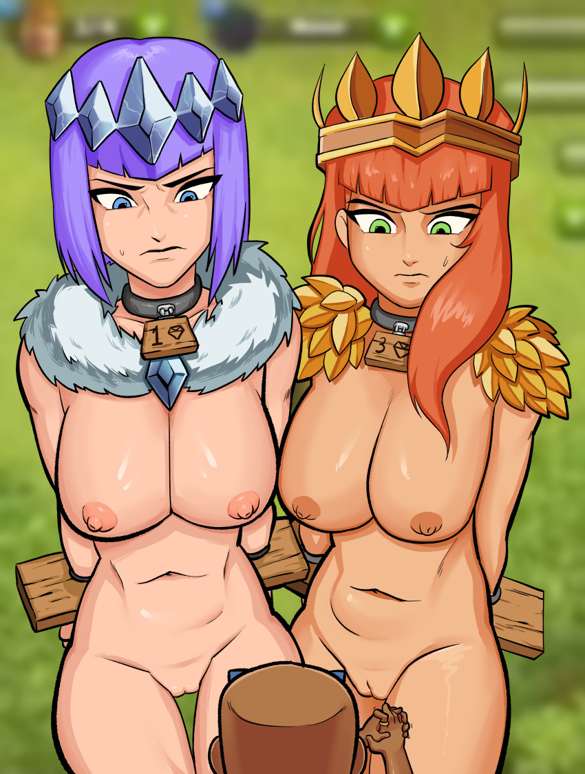 porn clash animated clans of Mosquito woman one punch man